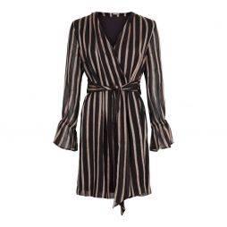 GUSTAV WRAP AROUND DRESS - Kjoler